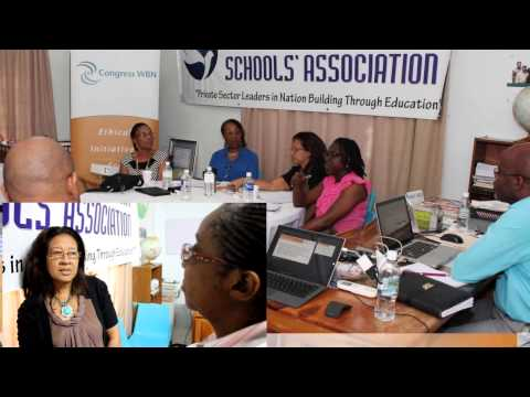 Jamaica Values-Based Educational Initiative - Video Report 1