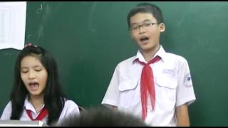 Adele- someone like you by Sunny and Huong