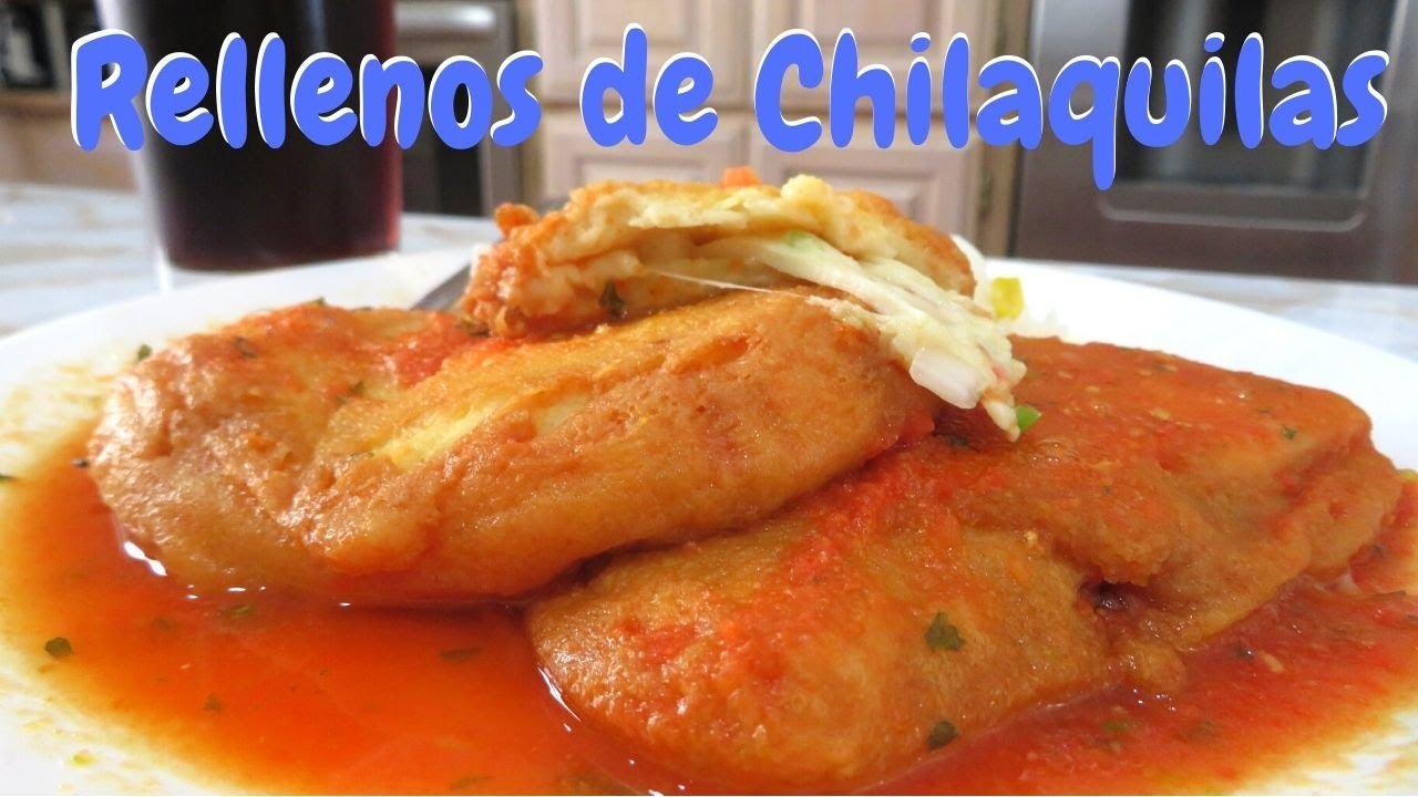Como Preparar unas Deliciosas Chilaquilas Salvadoreñas