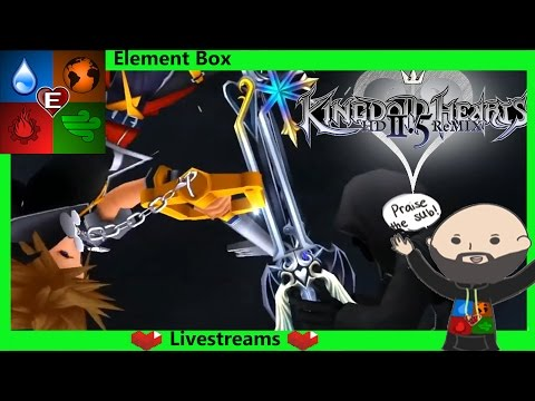 [ E ] Unlocks the Good in People! Kingdom Hearts 2.5   1080p