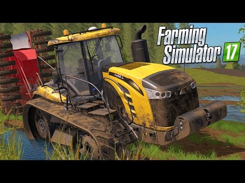 MAPA GRANJA GUARÁ | Farming Simulator 17 - Episódio 1 thumbnail