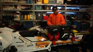 Ski-Doo Backcountry Expert Dave Norona shows us just a few of the c...