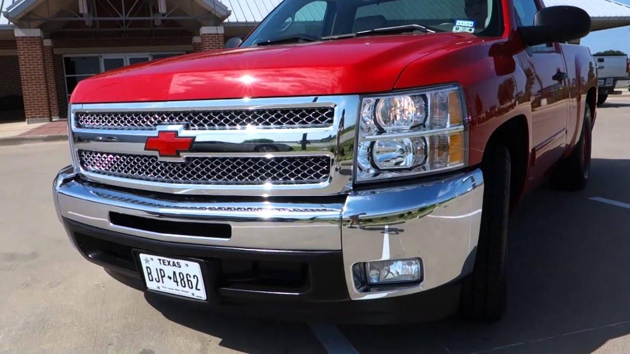 "2013 Silverado LT ""Sleeper"" Truck LS3 6 2 Liter"