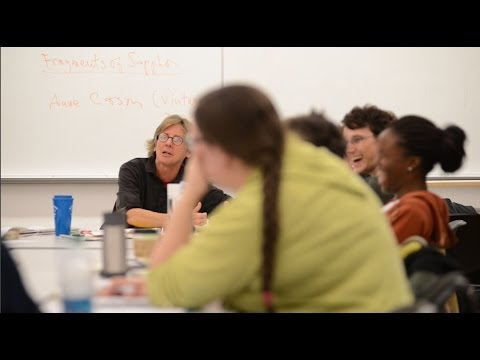 Inside UW Bothell M.F.A. in Creative Writing & Poetics