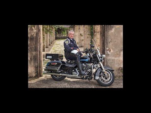 Miami Police VLOG: Police Funeral of Officer Jorge Sanchez