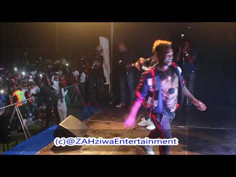 Distruction Boys Shut Up and Grove Lit F Ink Performance