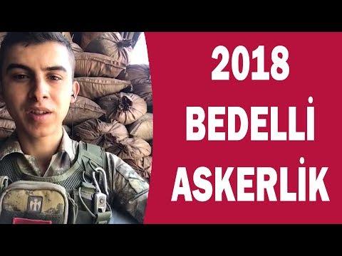 2018 BEDELLİ ASKERLİK