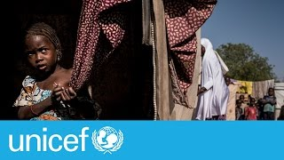 Surge in girls being used in Boko Haram 'suicide' attacks | UNICEF