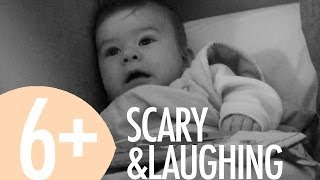 life of leo lol 6m scary and laughing