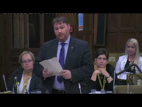 Owen Thompson MP - Westminster Hall debate on automatic voter registration, 29 June 2016