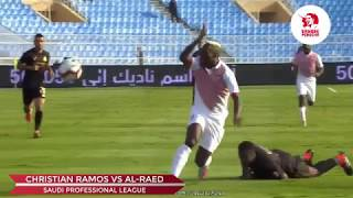 Christian Ramos vs Al Raed