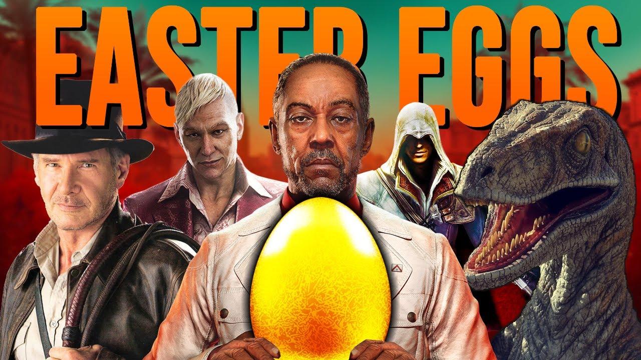 25 Far Cry 6 Easter Eggs, Secrets & References (Secret Ghost & Indiana Jones)
