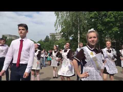 Флешмоб 2018 гимназия г. Светлогорска
