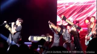 [HD] 20141013 REMINHO in Tokyo Burning up by Torimino