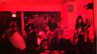 Blastoid-choking on air ....live 3-29-12...@ billy o