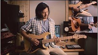 Shai Agmon - Morse code (Country-rock guitar)