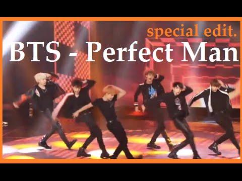 BTS - Perfect Man performance (Special Edit.) 방탄소년단 [ 가요대제전 ] 151231