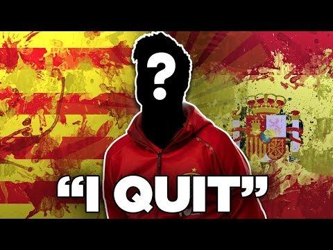 Barcelona Superstar Threatens To QUIT The Spanish National Team?! | Futbol Mundial