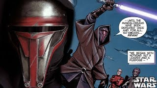 Why Darth Revan REFUSED To EVER Remove His Mask - Star Wars Explained
