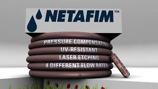 Netafim Techline HCVXR