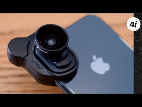 The Best Budget Camera Lens for iPhone X: Olloclip Review