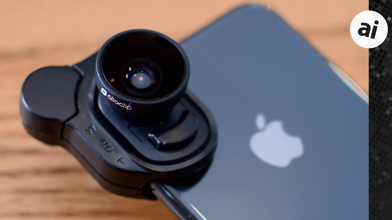 pretty nice 5dc9c 361fc The Best Budget Camera Lens for iPhone X: Olloclip Review