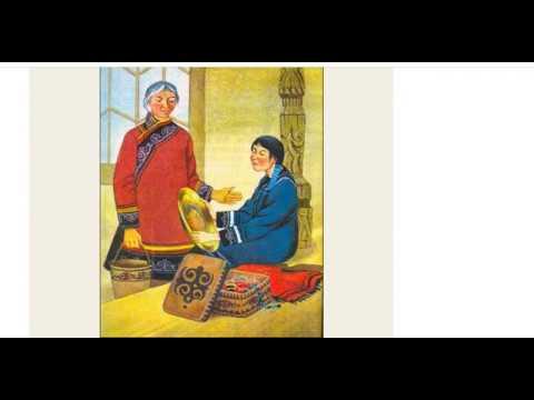 Айога. Нанайская  сказка с иллюстрациями: Г. Д. Павлишина