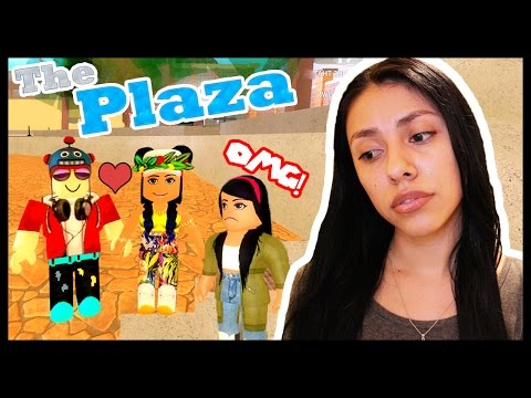 HE CHEATED ON ME! - Roblox - The Plaza