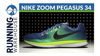 First Look: Nike Zoom Pegasus 34 - YouTube