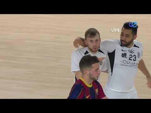 (4-5) Gran triunfo del Ceutí ante el Barça B tras remontada