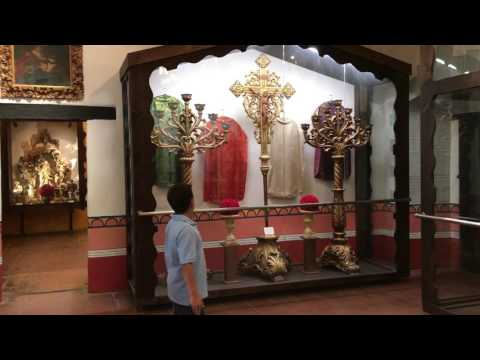 San Fernando mission video tour