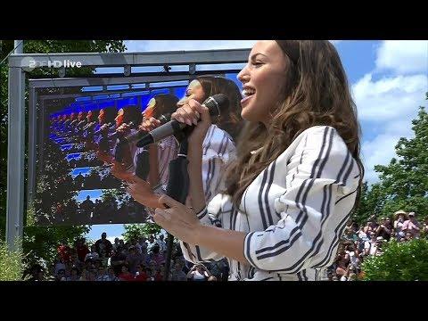 Namika - Je ne parle pas francais - ZDF Fernsehgarten 03.06