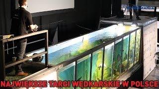 Rybomania 2014 - Największe Targi Wędkarskie w Polsce!