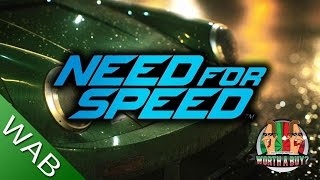Need For Speed Review (PS4) - Worth a buy?