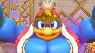 Kirby Star Allies Nintendo Direct Trailer Nintendo Switch 2017 HD