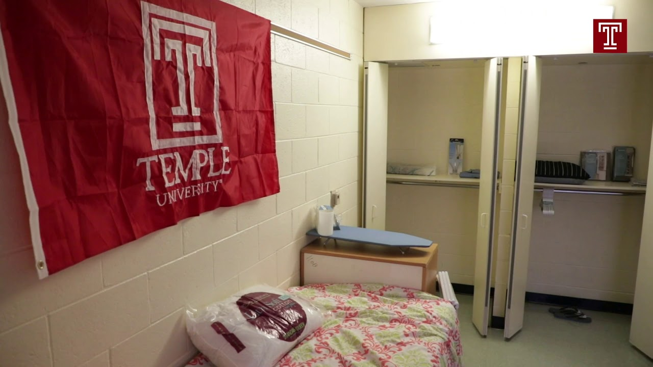 1940 Residence Hall At Temple Temple University Dorm Temple University University Dorms