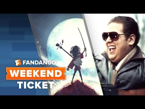 War Dogs, Kubo and the Two Strings, Ben-Hur   Weekend Ticket