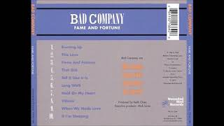 Watch Bad Company That Girl video