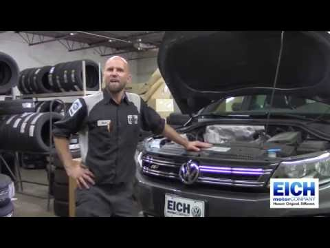How to: Volkswagen Headlight Bulb Replacement | Eich Motor Company St. Cloud MN