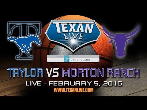 Taylor vs. Morton Ranch- Varsity- 2.5.16