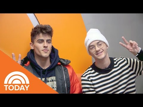 Jack & Jack On Their Dream Collaborations, Puppies, And Dragons | Donna Off-Air | TODAY