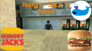 [MobyGoby] Lazy Skillet - Hungry Jack's Quest (Half-Life Mod)
