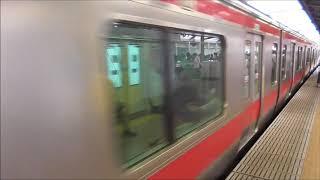 JR京葉線E233系5000番台 早朝の舞浜駅にて