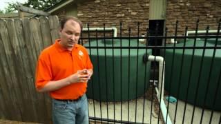 Large Scale Rainwater Harvesting