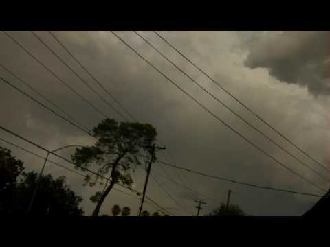 Arizona monsoons, harp weather control