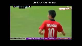 INDONESIA VS LAOS AFC U 16