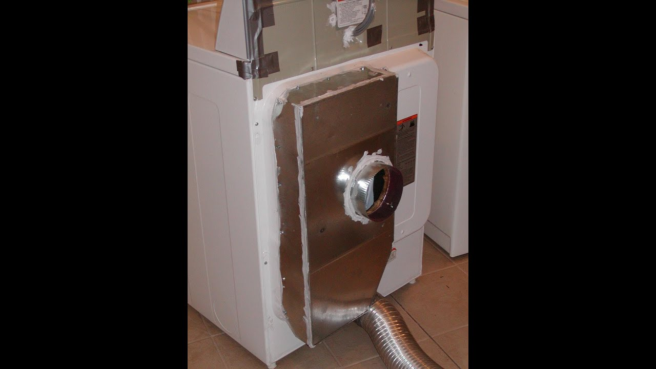 Kenmore Dryer Modification Save Money On Heating