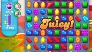 Candy Crush Soda Saga Level 429 (nerfed, 3 Stars)
