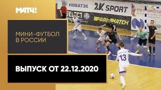Мини футбол в России Выпуск от 22 12 2020