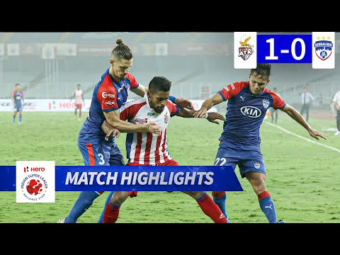 ATK FC 1-0 Bengaluru FC - Match 45 Highlights | Hero ISL 2019-20